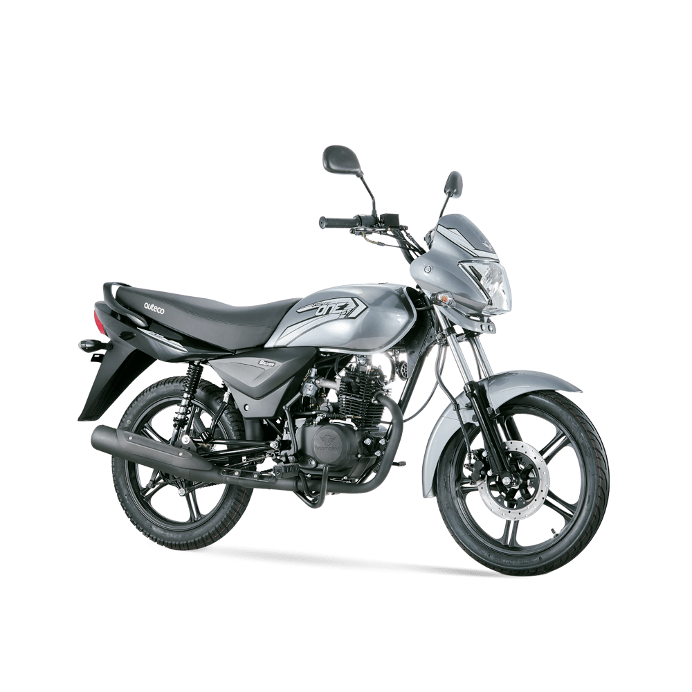 Victory one st 100 silver gris 1