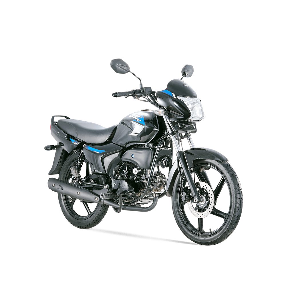 Victory one st 110 silver negro azul 1