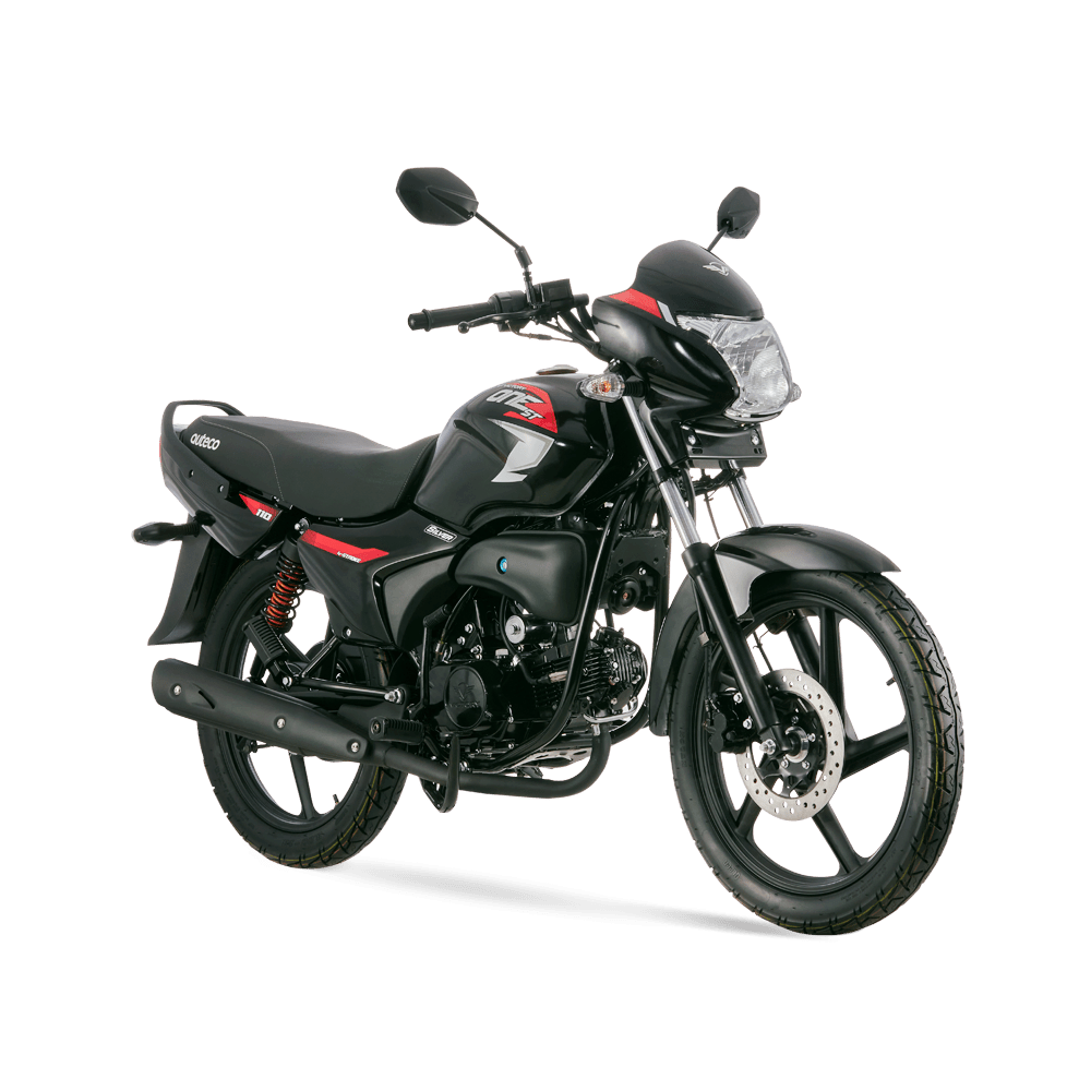 Victory one st 110 silver negro rojo 1